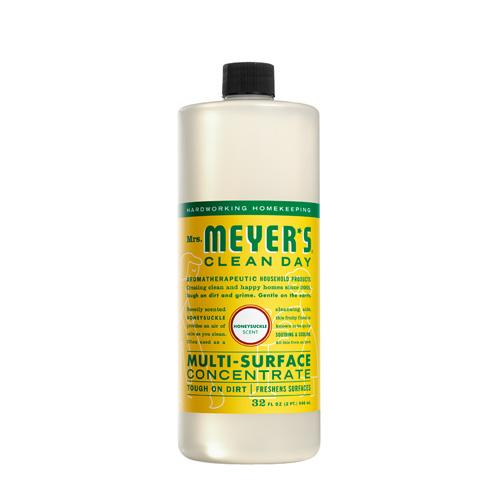 Mrs. Meyer's Multi Surface Concentrate Honeysuckle (6x32 Fl Oz)