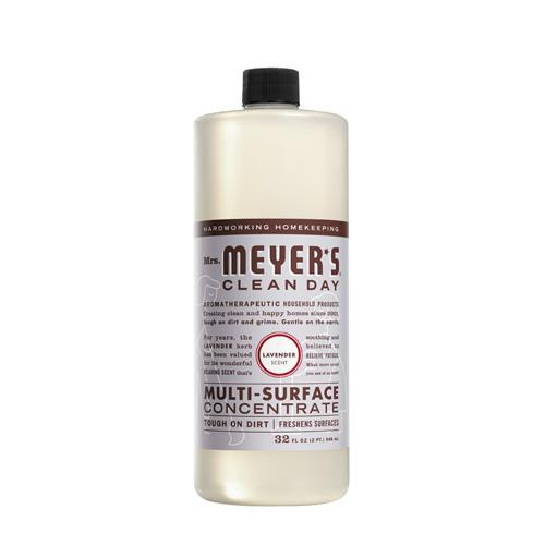 Mrs. Meyer's Multi Surface Concentrate Lavender (6x32 Fl Oz)