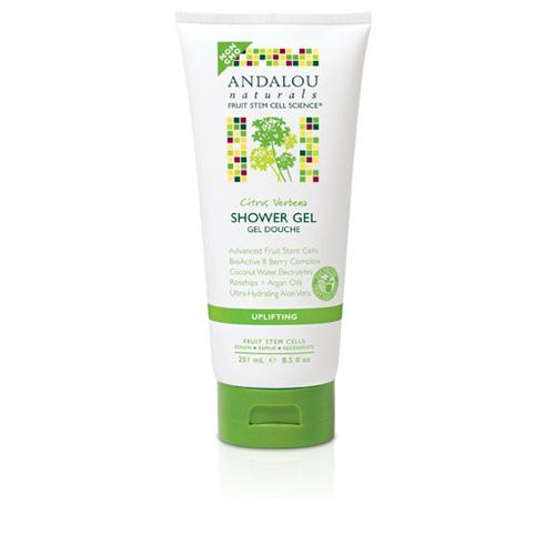 Andalou Naturals Shower Gel Citrus Verbena Uplifting (8.5 Fl Oz)