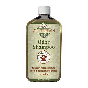 All Terrain Pet Odor Shampoo  16 Oz