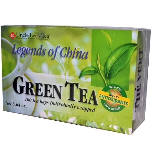 Uncle Lees Tea  Organic  Legends Of China  Black  100 Bags