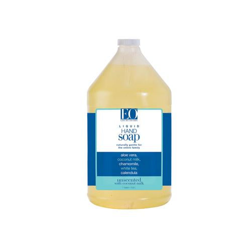 Eo Products Liquid Hand Soap Refill Unscented (128 Fl Oz)