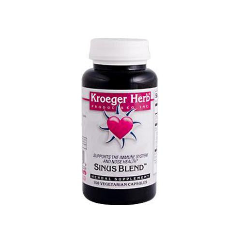 Kroeger Herb Sinus Blend Formerly Stuffy (100 Capsules)