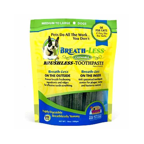 Ark Naturals Breath-less Brushless Toothpaste (1x18 Oz)