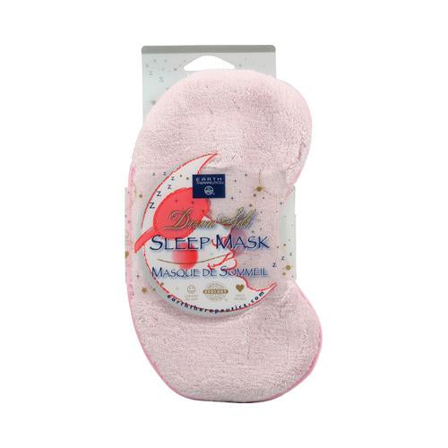 Earth Therapeutics Sleep Mask Pink (1 Mask)