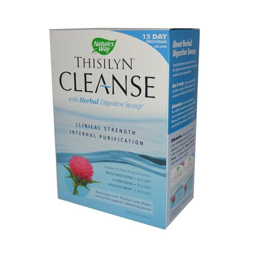 Nature's Way Thisilyn Cleanse With Herbal Digestive Sweep (1 Kit)