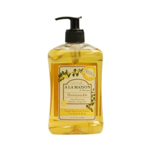 A La Maison French Liquid Soap Honeysuckle (16.9 Fl Oz)