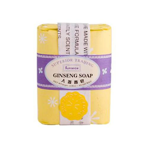 Superior Ginseng Soap (1x2.85 Oz)