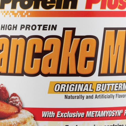 Met-rx Protein Plus Pancake Mix Original Buttermilk 32 Oz