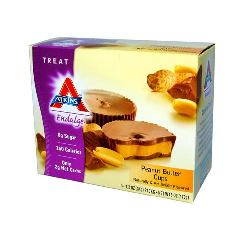 Atkins Endulge Peanut Butter Cups (5 Pack)