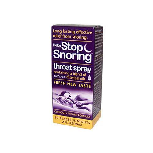 Essential Health Helps Stop Snoring Throat Spray (1x2 Fl Oz)