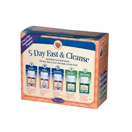 Nature's Secret Ultimate Fasting Cleanse (1 Kit)