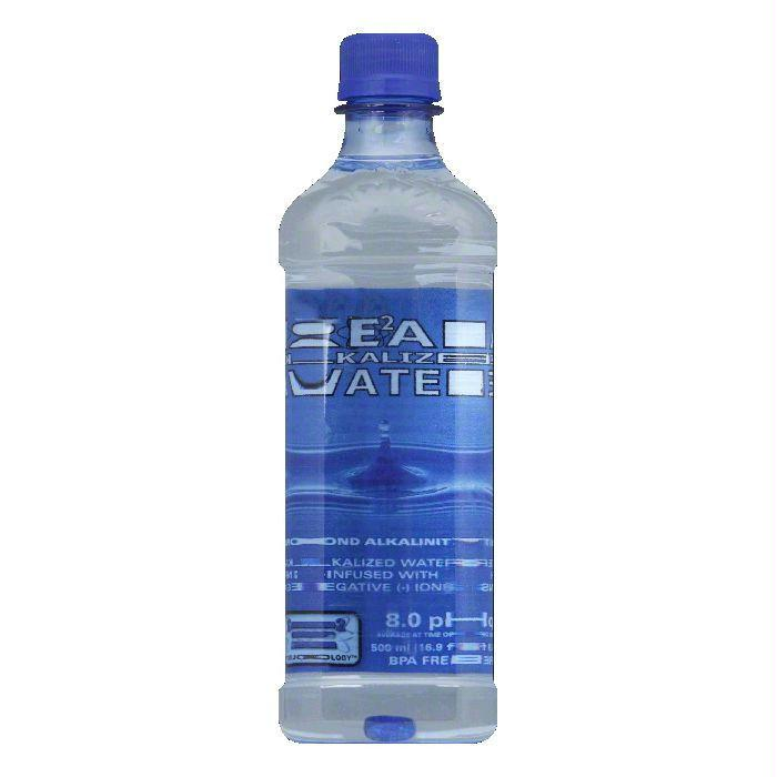 Real Water Alkalized Antioxide Water, 16.9 OZ (Pack of 24)