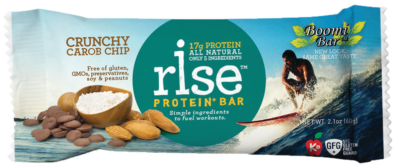 RISE BAR - Chocolatey Almond Bar 12-BOX