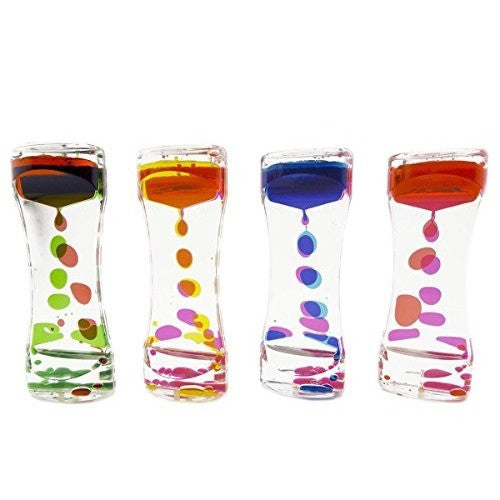 Liquid Motion Bubbler Fidget Toy Assorted Colors - Veexo.com