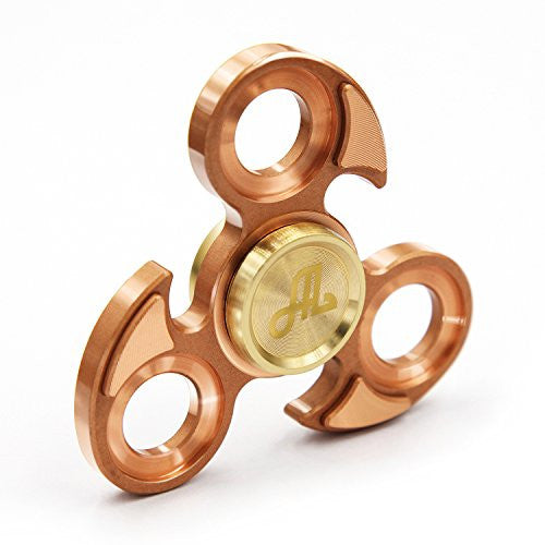 Fidget Metal Spinner Eagle Eye - Copper - Veexo.com
