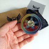 Metal Fidget Spinner - Anodized Rainbow Color - Veexo.com