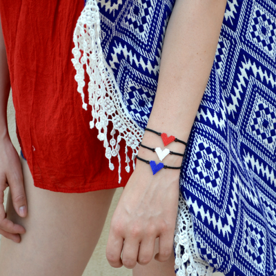 Fourth of July Ready: Red, White, & Blue Outfits