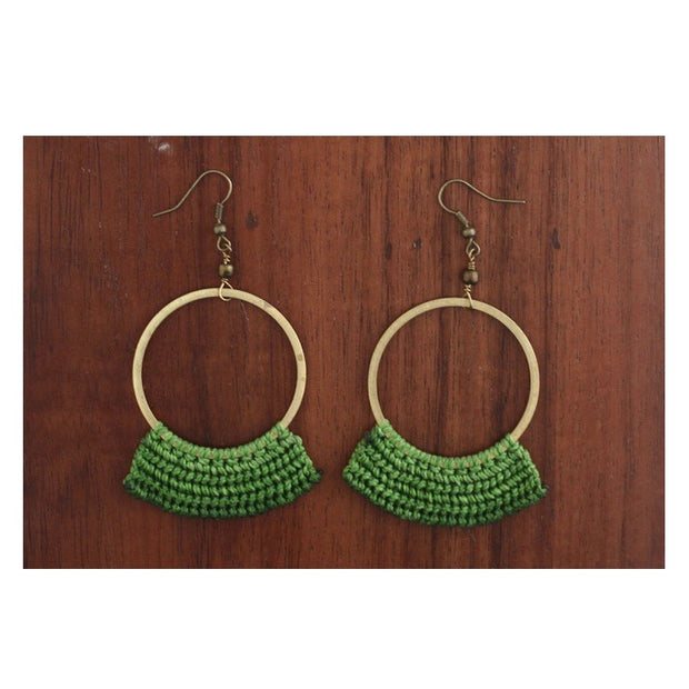 Xantus Hoop Earrings