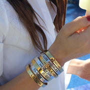 Travel The World Bangle
