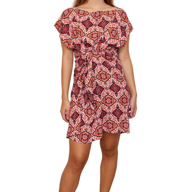 Chelle Shift  Dress - Multipurpose Piece