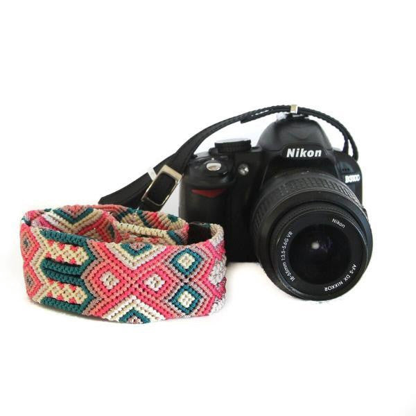 Camera Strap - Mermaid