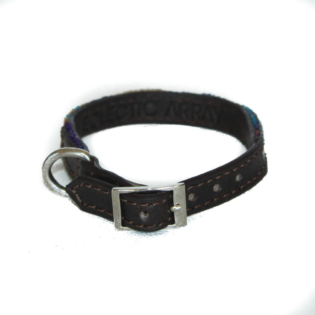 Deep Blue Dog Collar