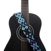 Blue Skies Guitar Strap
