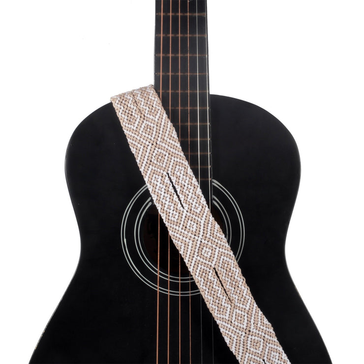 Nude Classic Guitar Strap