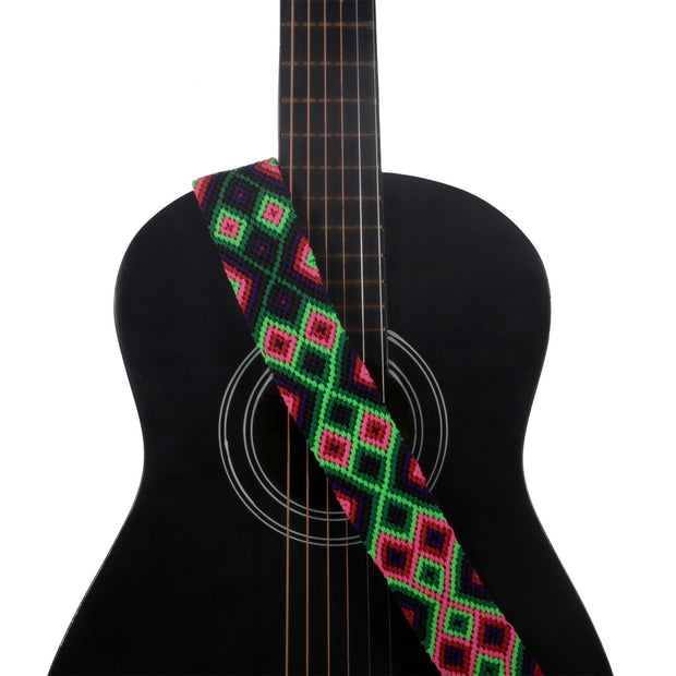 Watermelon Guitar Strap