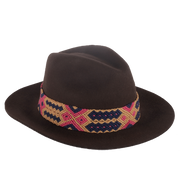 Brown Fernando Hat
