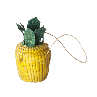 Palm Pineapple Bag