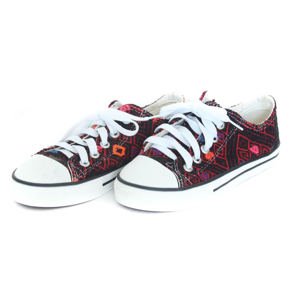 Tennis Shoe - Rojo Negro