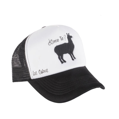 Embroidered Llama Hat (Adult)
