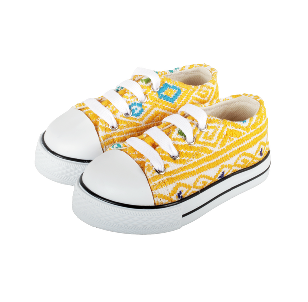 Kids Tennis Shoe - Amarillo Pato