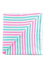 Pink Mint Beach Blanket Adai