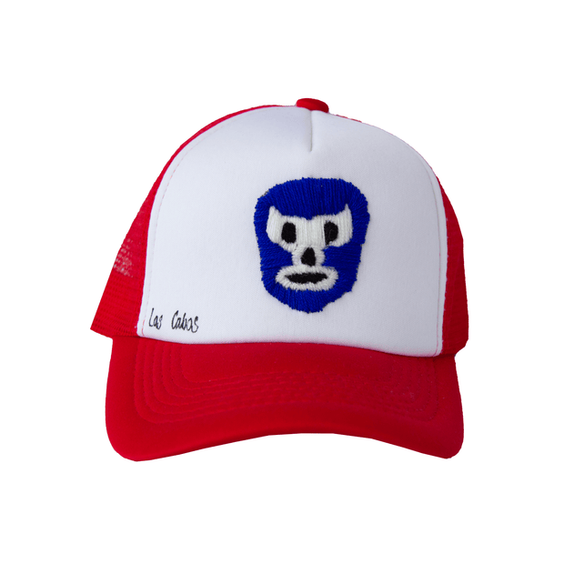 Embroidered Luchador Hats (Kids)