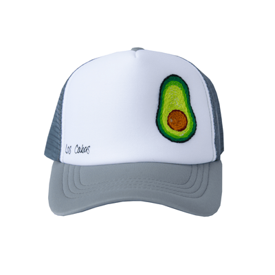 Embroidered Avocado Hat (Adult)