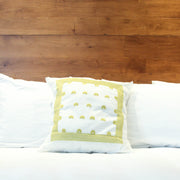Pino Pillow Case - Lime