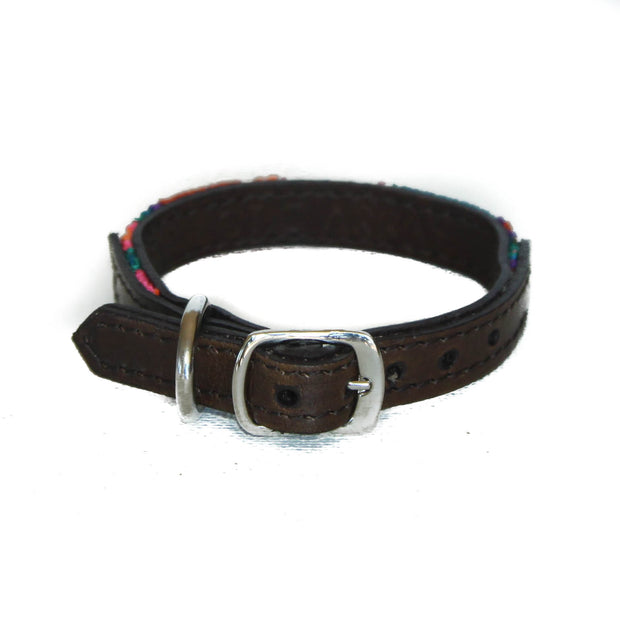Poppy Dog Collar