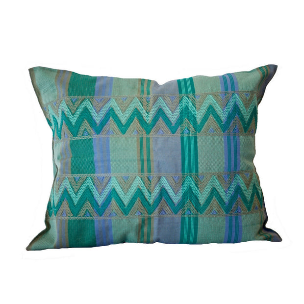 Rectangle Pillow Case - Turquoise