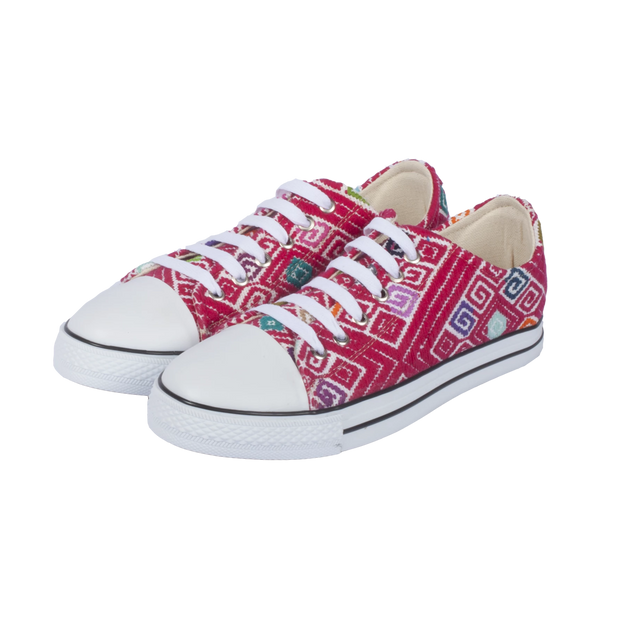 Tennis Shoe - Rojo Rosa