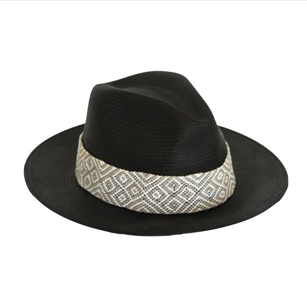 Falcon Hat Black