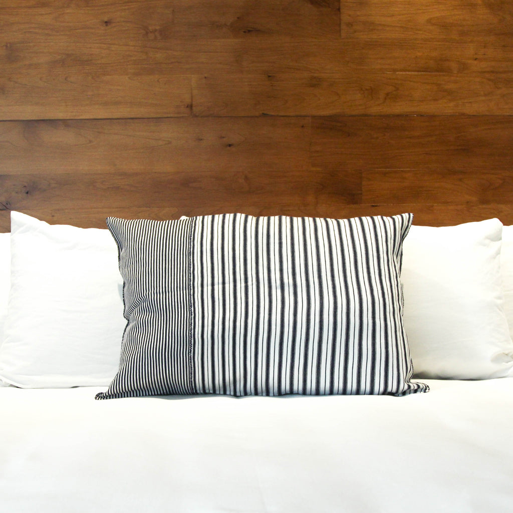 Striped Pillow Shams