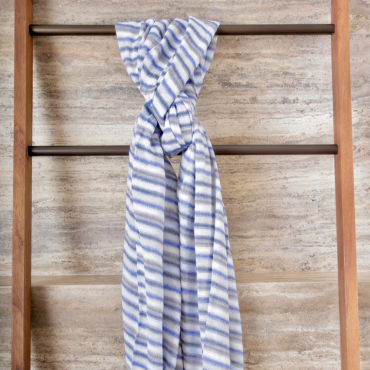 Navy Blue Calada Towel