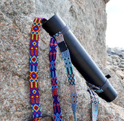 Yoga Mat Strap - Sea Storm