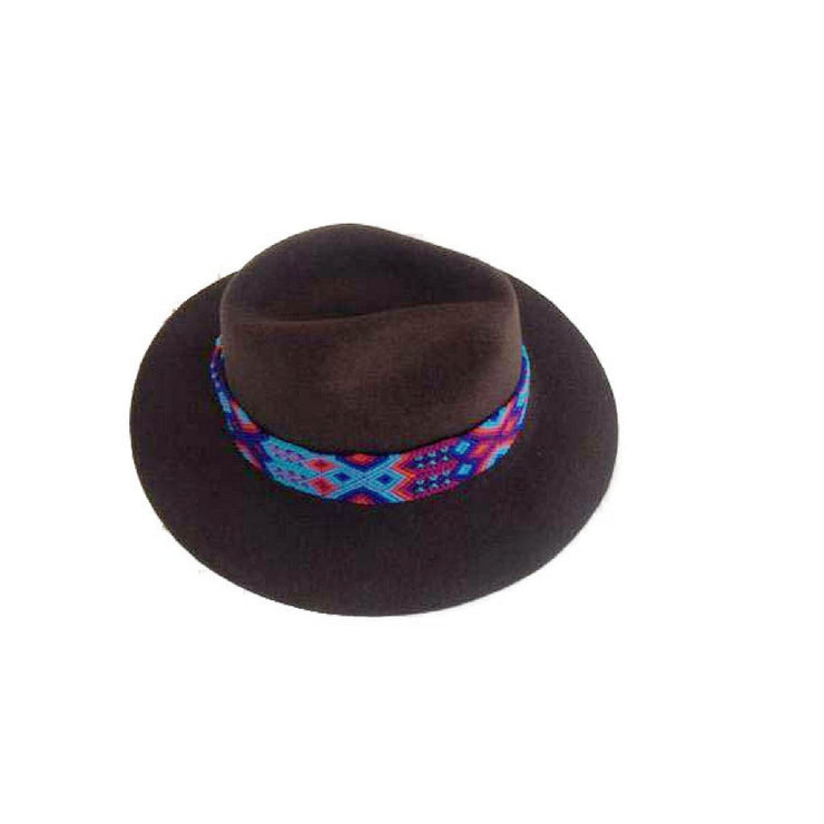 Fernando Hat - Brown