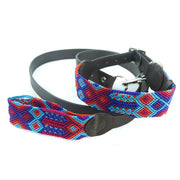Fiesta Blue Leash