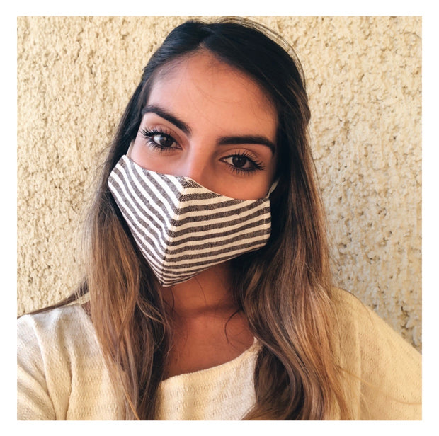Classic Loomed Face Mask