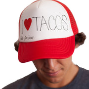 I Love Tacos Hat (Adult)